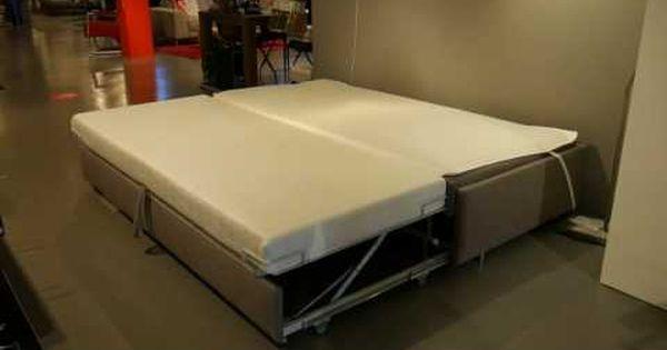 Bali Bettsofa Zoom Komfortables Bettsofa Mit Grosszugiger Liegeflache Auf 180 X 200 Cm Schlafen Zwei Personen Sehr Bequem Und Haben Bettsofa Bett Doppelbett