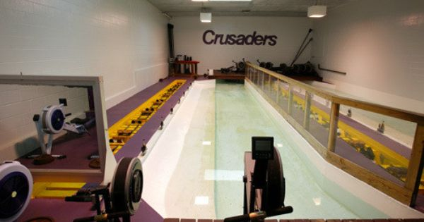 Hart Center Rowing Tanks Holy Cross Rowing Tank Facility