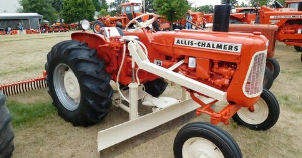 Series 4 D10 With Center Blade Nice Tractors Tractor