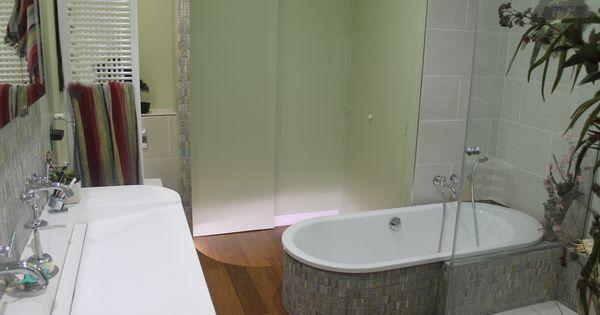 R novation de salle de bain r alis e par les bains for Gillet carrelage