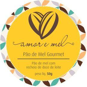 Resultado De Imagem Para Etiquetas De Biscoito De Mel Pao De Mel