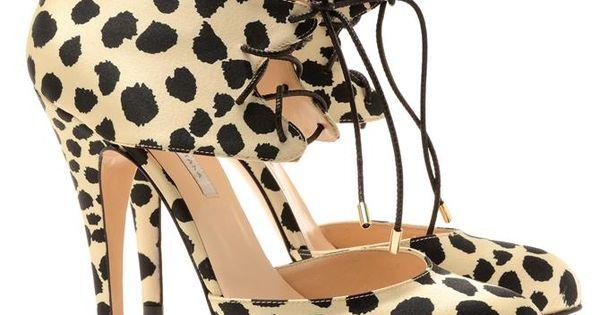 leopard booties.