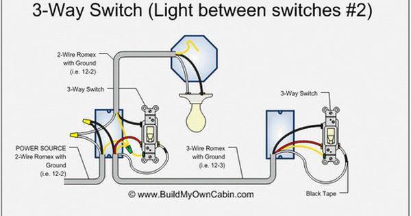 3 Wire Light Diagram