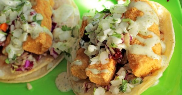 ... Pictures : Shows : Cooking Channel | Mahi Mahi, Fish Tacos and Tacos