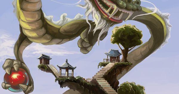 Korean Dragons Mythology: Korea - Things Korean