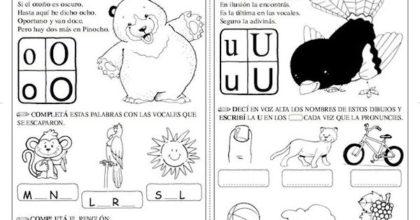 Coloring Pages For Learning About Letters, Vowels, Family