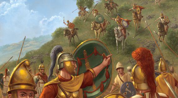Battaglia delle termopili del 191 a c tra seleucidi e for Secondi romani