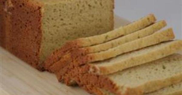 Gluten Free Sandwich Bread For The Bread Machine Gluten Free