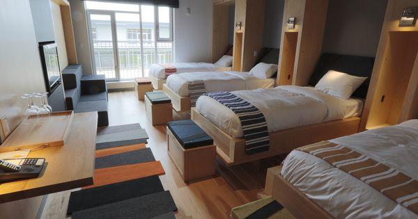 LEMAYMICHAUD  Design  Architecture  Interior Design  La Ferme  Hotel  Charlevoix ...