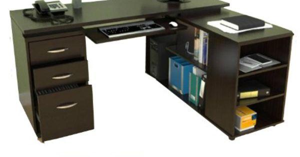 Inval Et 3215 L Shaped Computer Desk At Http Suliaszone