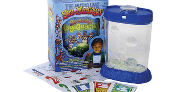 Sea Monkeys Magicquarium Sea Monkeys Retro Toys Science Gifts