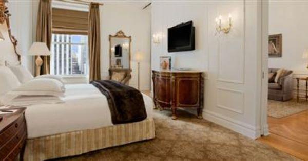 Edwardian Suite Plaza Hotel Nyc Nyc Hotel Suite Hotel Suite Luxury Hotel Suites
