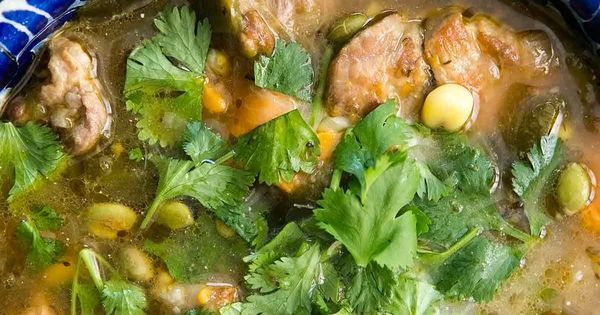 Poblano chile, Stew and Pork on Pinterest