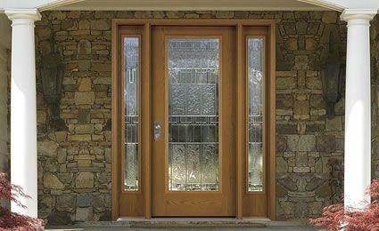 Fiberglass Entry Doors Exterior Doors With Sidelights Entry Door With Sidelights Fiberglass Entry Doors