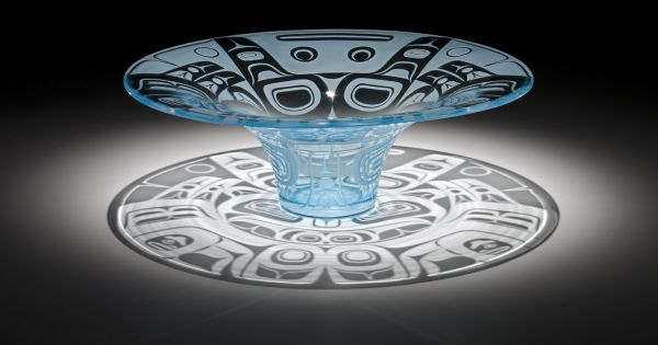 Preston singletary tlingit indian northwest coast is the native glass master a pioneer in - Glass art by artis ...