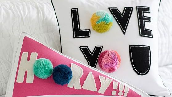 hip hip hooray for cute throw pillows! Dorm Room Ideas Pinterest Hip hip, Throw pillows ...