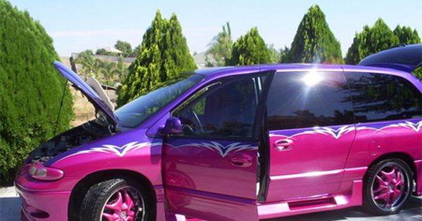 Town And Country Honda >> As seen on TV: Pimps need minivans, too | Cars, Chrysler ...