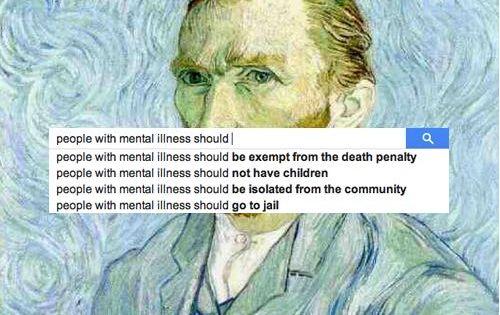 van gogh and mental illness essay