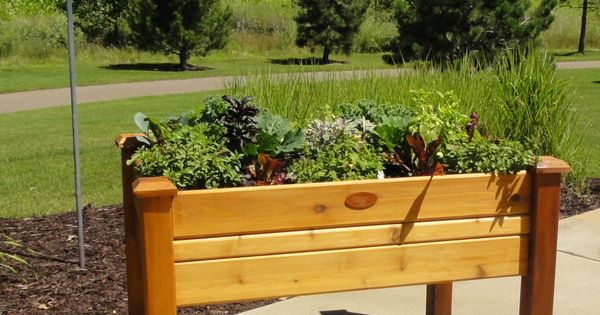 Raised Garden Beds On Legs For Your Garden Decoration