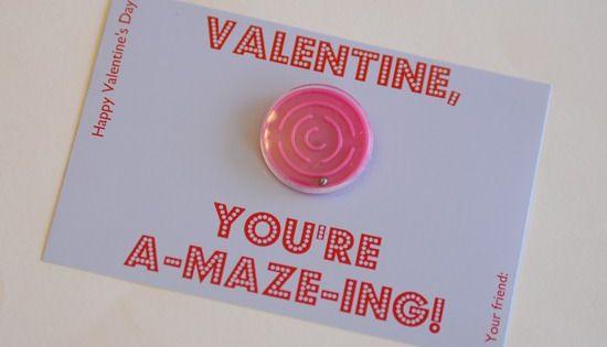 fun valentine idea