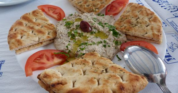 Greek cuisine in beautiful santorini just food for Ammos authentic greek cuisine