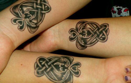 Tattoos; Celtic Sisterhood Tattoo