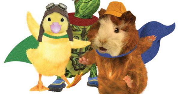 Wonder Pets Save A Nestling Animacao The Wonders Filmes