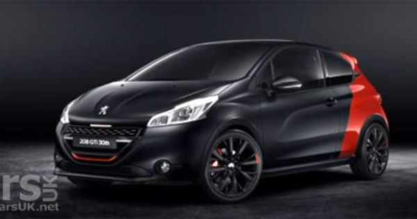 Peugeot 208 Gti 30th Anniversary Revealed Goodwood Fos Debut