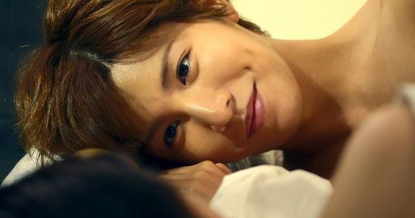 [Photos] Added Ahn Yeong-mi and Noh Min-woo-I bed scene stills ...