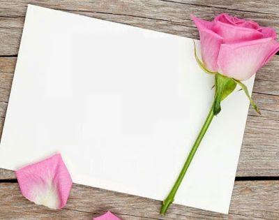 اجمل بطاقات ورود و زهور فارغة للتصميم والكتابة عليها اجمل صور ورد عليها بطاقات فارغة للتصميم احسن الصور Floral Border Design Flower Frame Flower Backgrounds
