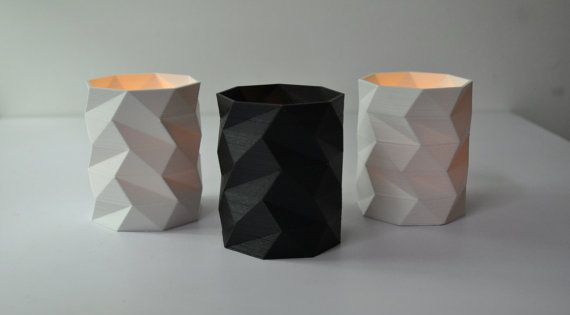 Modern LowPoly Tealight Holder 3D Printed Candle Holder  : b4a0ffa702faecf688b1f4e34010d52b from www.pinterest.com size 600 x 315 jpeg 11kB