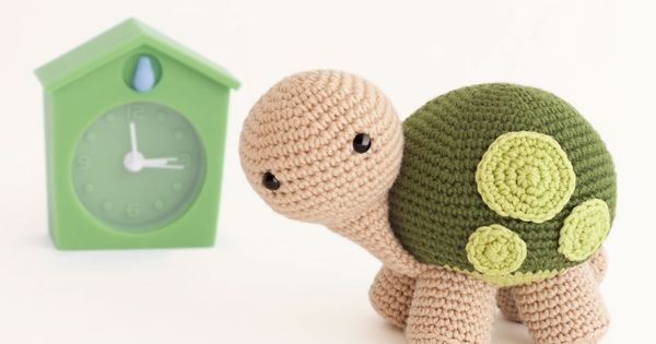 Amigurumi Turtle - FREE Crochet Pattern / Tutorial FREE ...