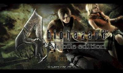 Biohazard 4 Mobile Resident Evil 4 Apk Data Free Download With