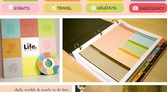too organized?