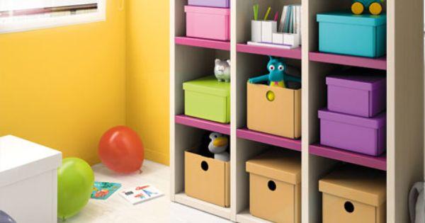 excellent nios pinterest organizar las de los nios cubos y with estantes para guardar with estantes para guardar juguetes with estantes para guardar - Estanterias Para Nios