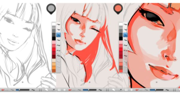 Sketchbook Sketchbook Pro For Pc Mac Android This Sketching