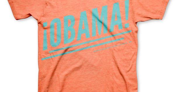 ¡Obama! tshirt