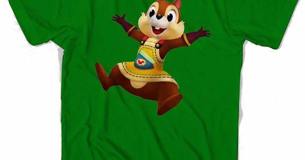 Chipmunk Kingdom Hearts Man S Tee T Shirt Mens Tees The Heart Of Man Shirts