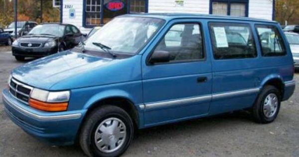 799 1993 Dodge Caravan Near Rock Hill Sc Cheap Cars For Sale Mini Van Dodge