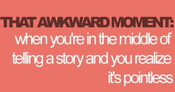 .....true story.