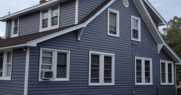 Certainteed Flagstone Color Siding With Custom Capped