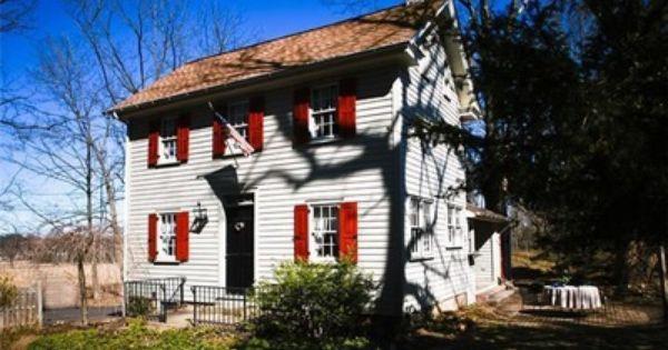 3499 Durham Rd Doylestown Pa 18902 270k 1 5 Acres Doylestown House Styles Building A House