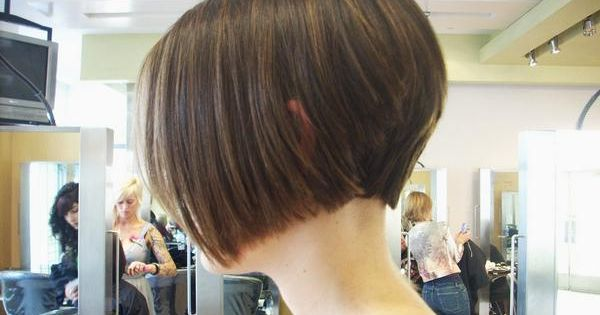 Short A line bob  Passion Carr Hairstyles (Bobs - A Line Hairstyles