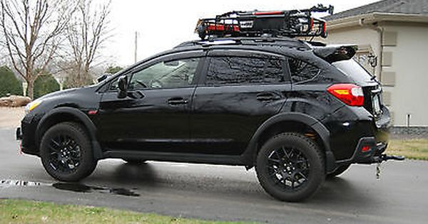 Subaru Crosstrek Towing A Trailer Google Search Subaru
