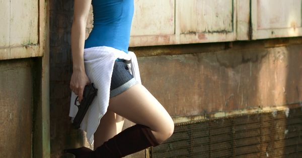 jill valentine black widow