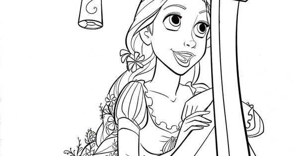 Pascal Coloring Pages Free Printable Tangled Coloring