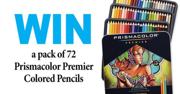 Win A Pack Of 72 Prismacolor Premier Colored Pencils Ifttt