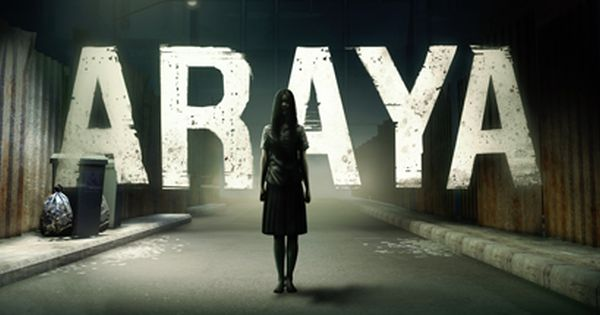 Araya On Steam Horror Game Video Game Reviews Lets Play