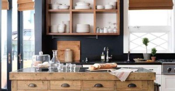 pinterest am nagement cuisine ouverte lot central cuisine ouverte ilot am nagement cuisine. Black Bedroom Furniture Sets. Home Design Ideas