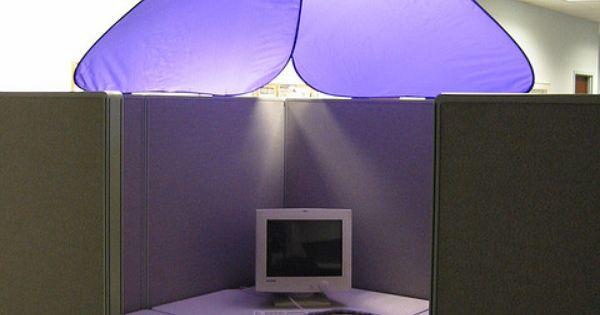 CubeShield : Cubicle Corner : Pinterest : Photos